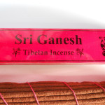Best Quality Sri Ganesh Tibetan Pure Herbal Incense 8 Inch Box 2