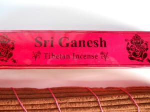 Best Quality Sri Ganesh Tibetan Pure Herbal Incense 8 Inch Box 2