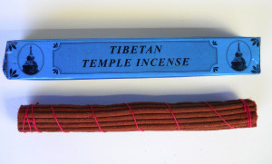 Best Quality Tibetan Temple Pure Herbal Incense 8 Inch Box
