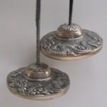 Tibetan Dragon Tincha Tingsha Cymbals