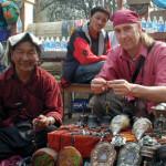 BODHGAYA TIBETAN DHARMA MARKET INDIA