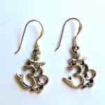 Silver & Gemstone Earrings