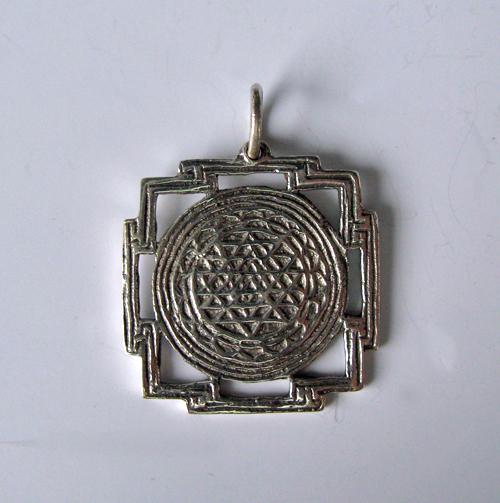 Sacred Symbol Pendants