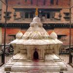 TIBETAN BUDDHIST STUPA SHRINE KATHMANDU
