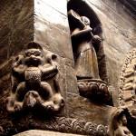 GARUDA AT PATAN GOLDEN TEMPLE