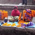 FLOWER GARLANDS FOR SALE IN KATHMANDU