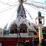 BEAUTIFUL TIBETAN STUPA IN KATHMANDU