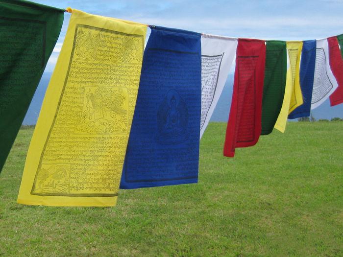 Large Prayer Flags