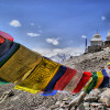 Temple Prayer Flags