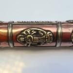 Tibetan Copper Incense Holder #7