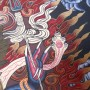 Blue Yamantaka Tibetan Thangka Painting