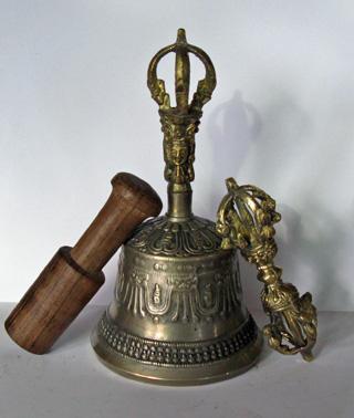 Tibetan Bell & Dorje