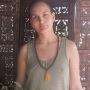 Tibetan Red Sandlewood Mala Bead Necklace