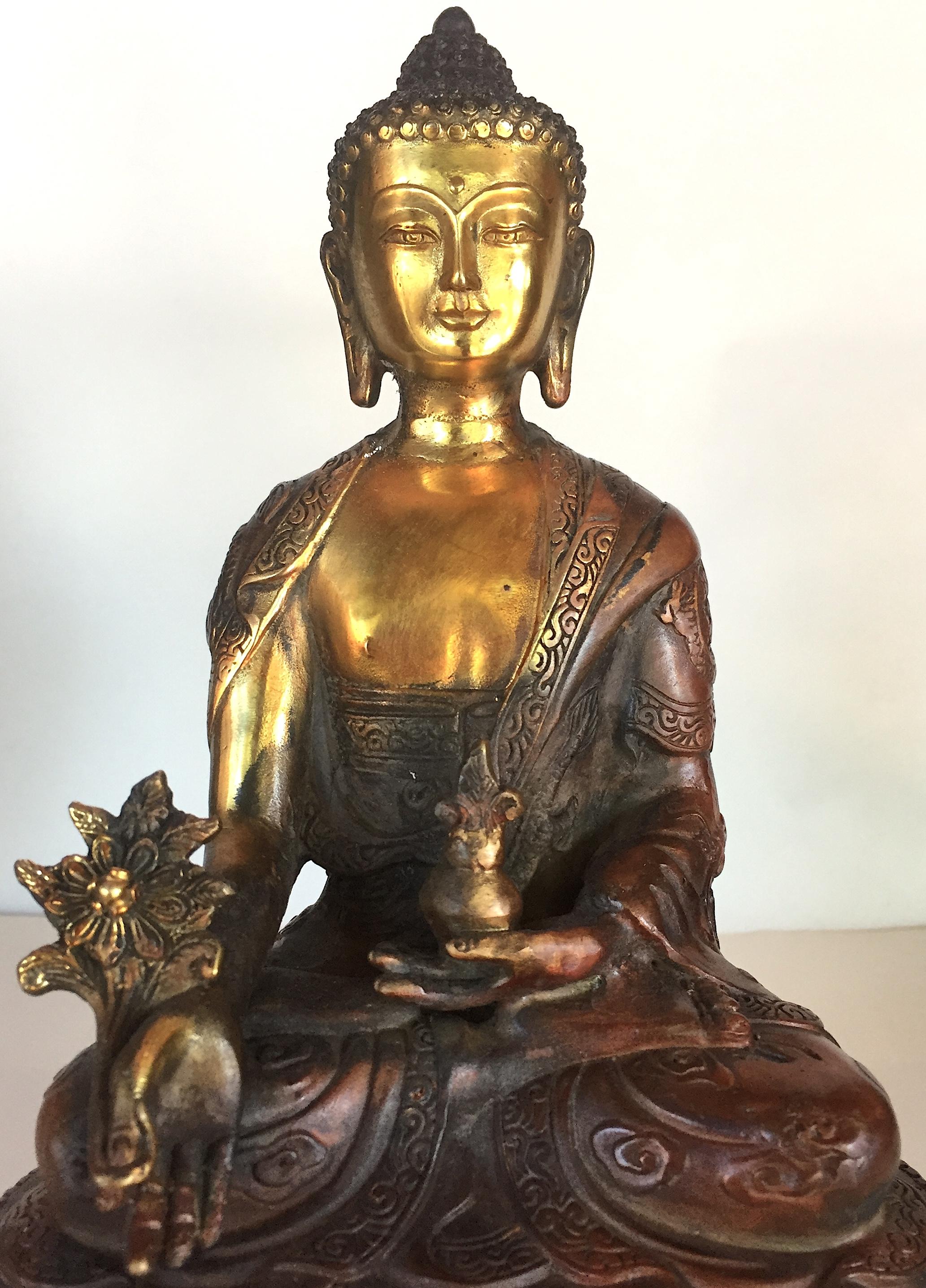 Buddha, Tara , & Ganesh Statues