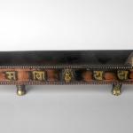 Tibetan Mantra Copper Incense Burner I
