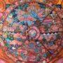 Tibetan Wheel of Life Thangka Painting